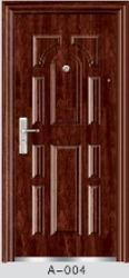 Вхідні металеві двері ААА Китай