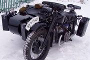 Мотоцикл с коляской К-750