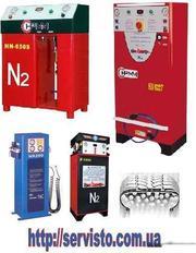 Установка для накачки шин азотом Trommelberg – Германия,  NG 6000 SE
