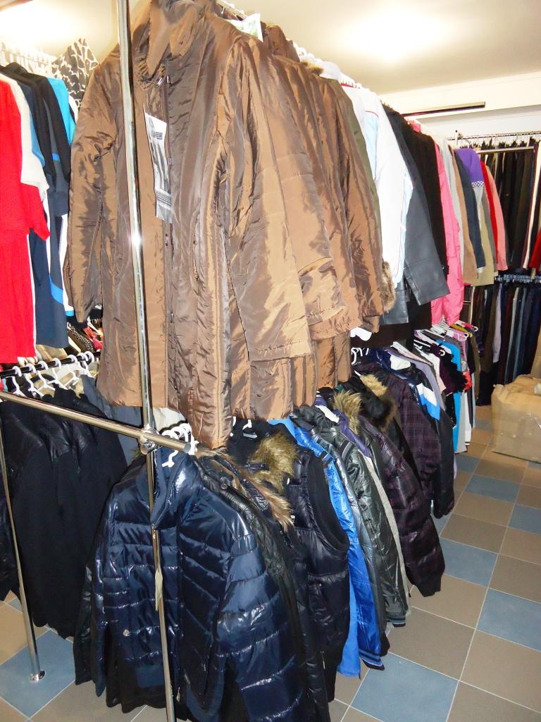Магазин Куртки