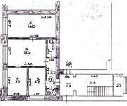 Продам 3-х комнатную квартиру в Сатанове