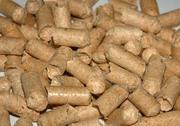 Пеллеты древесные. Диаметр 6-8 мм. Сырьё: хвойные породы (сосна,  ель)