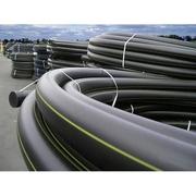 Трубы ПЭ(80, 100) и фитинги для наружного водоснабжения Хмельницкий