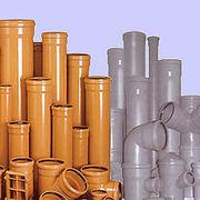 Трубы ПВХ и фитинги для наружной канализации Хмельницкий