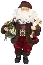 Санта-Клаусы,  Дед Морозы,  Снегурочки и новогодние украшения