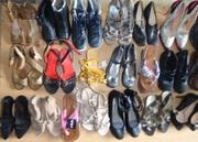 Новая обувь женская на вес.Сток. Лето. Микс. По 14, 5 евро/кг.