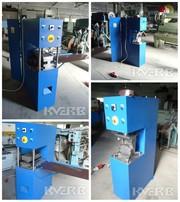 Пресс для производства снегозадержателей к металлочерепице
