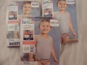 Детские трусики от 3 до 12 лет. Производство: Германия. 9,  5 грн/ед.