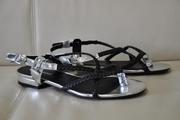 Сток новой обуви C&A. Микс на вес. Лот 10 кг.