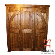Шкаф под старину на заказ Изольда