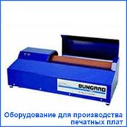 Производство ПП.  Оборудование для трафарейтной печати.