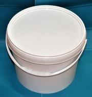 Ведра пластиковые (полипропиленовые) пищевые с герметичной крышкой на