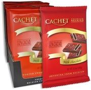 Бельгийский шоколад Cachet (кашет) 300g