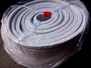 Асбо-стекловолоконный  плетеный квадратный уплотнительный шнур для котла.