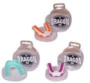 Капа одночелюстная силиконовая Dragon Mouthguard для единоборств: 5 цв