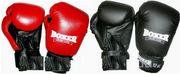 Перчатки боксерские Boxer 6,  8,  10,  12 унций,  oz (кожвинил)
