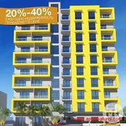 Надежное и выгодное инвестирование в жилую площадь на берегу Черного м