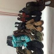 Новая весовая стоковая обувь из Европы Hesko (Хеско) по 9 евро/кг.