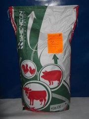 Комбикорма для свиней,  коров,  птиц,  коней,  овец,  коз,  рыб