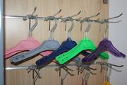 Брендированые вешалки для одежды