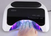 48 Ватт гибридная CCFL+LED ультрафиолетовая лампа с датчиком-сенсором
