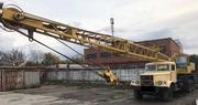 Продаем автокран КС-4561А Камышинец,  16 тонн,  КрАЗ 257К1,  1986 г.в.