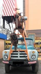 Продаем автокран ДАК КС-3575А,  10 тонн,  ЗИЛ 133ГЯ,  1989 г.в.