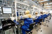 Работа в Чехии. Работа на автозаводе Производство бамперов