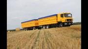 Перевезення зерновозами с/г вантажів по Україні.