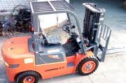 Дизельный погрузчик 3, 5 тонны Lonking FD35T